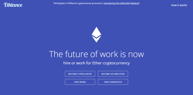 Ethlance   hire or work for Ether cryptocurrency.png